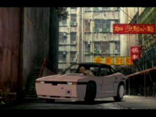 Alfa Romeo SZ'nin tasarımı o kadar ileridedir ki, kötü gelecek filmi Ghost in the Shell'de bile yer almıştır.