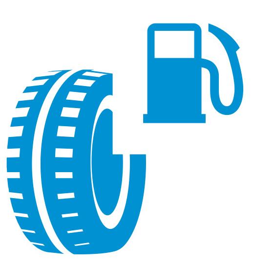 Lastik etiketi yakıt verimliliği